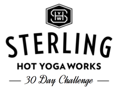 Sterling Hot Yoga Spring Challenge