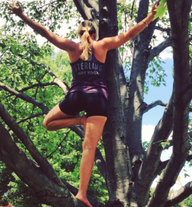 Tree Pose Sterling Summer Photo Challenge