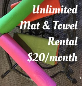 mat and towel unlimited service