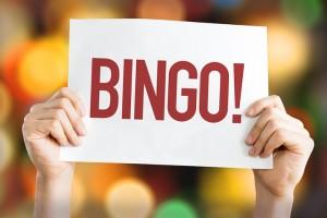 Sterling Bingo Yoga Challenge