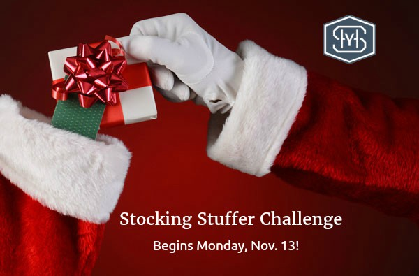 stocking stuffer challenge, yoga challenge, sterling hot yoga