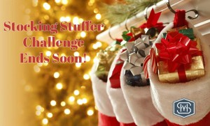 Stocking Stuffer Challenge Earn Free Class Pass