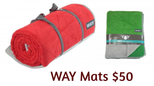 WAY Mat Sale