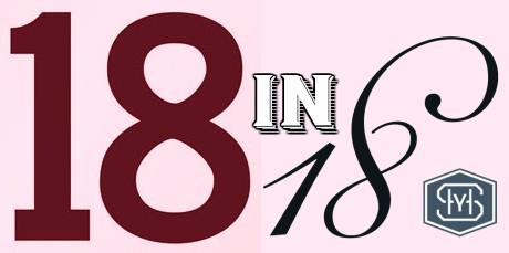 18 In 18 Challenge SHYW