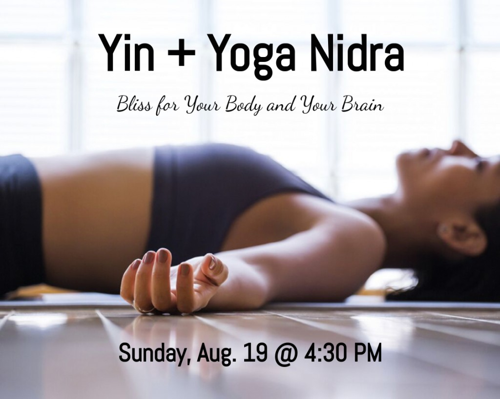 Yin and Yoga Nidra Sterling Hot Yoga Mobile