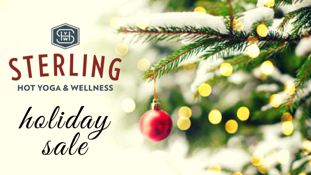 Hot Yoga Sale Sterling Holiday Sale Mobile AL Original Hot Yoga