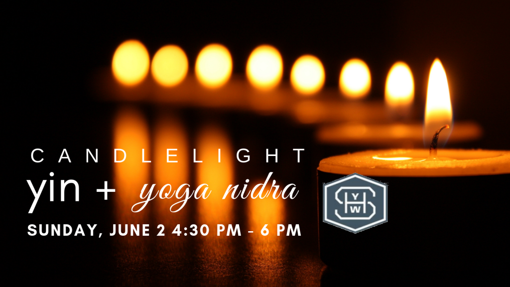 Candlelight Yin + Yoga Nidra Sterling Hot Yoga Meditation Yin Yoga Mobile AL